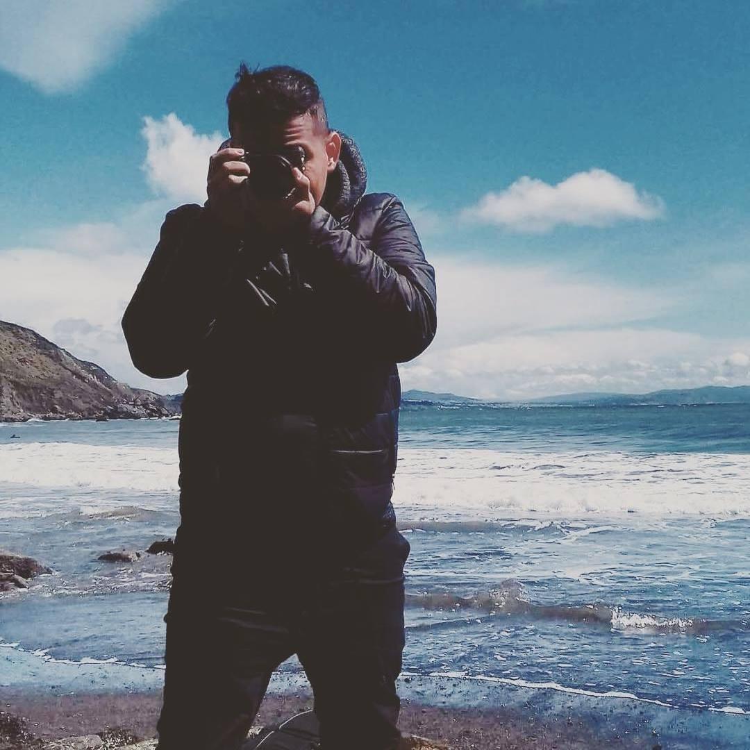Daniel Castro showcases his talent in photography