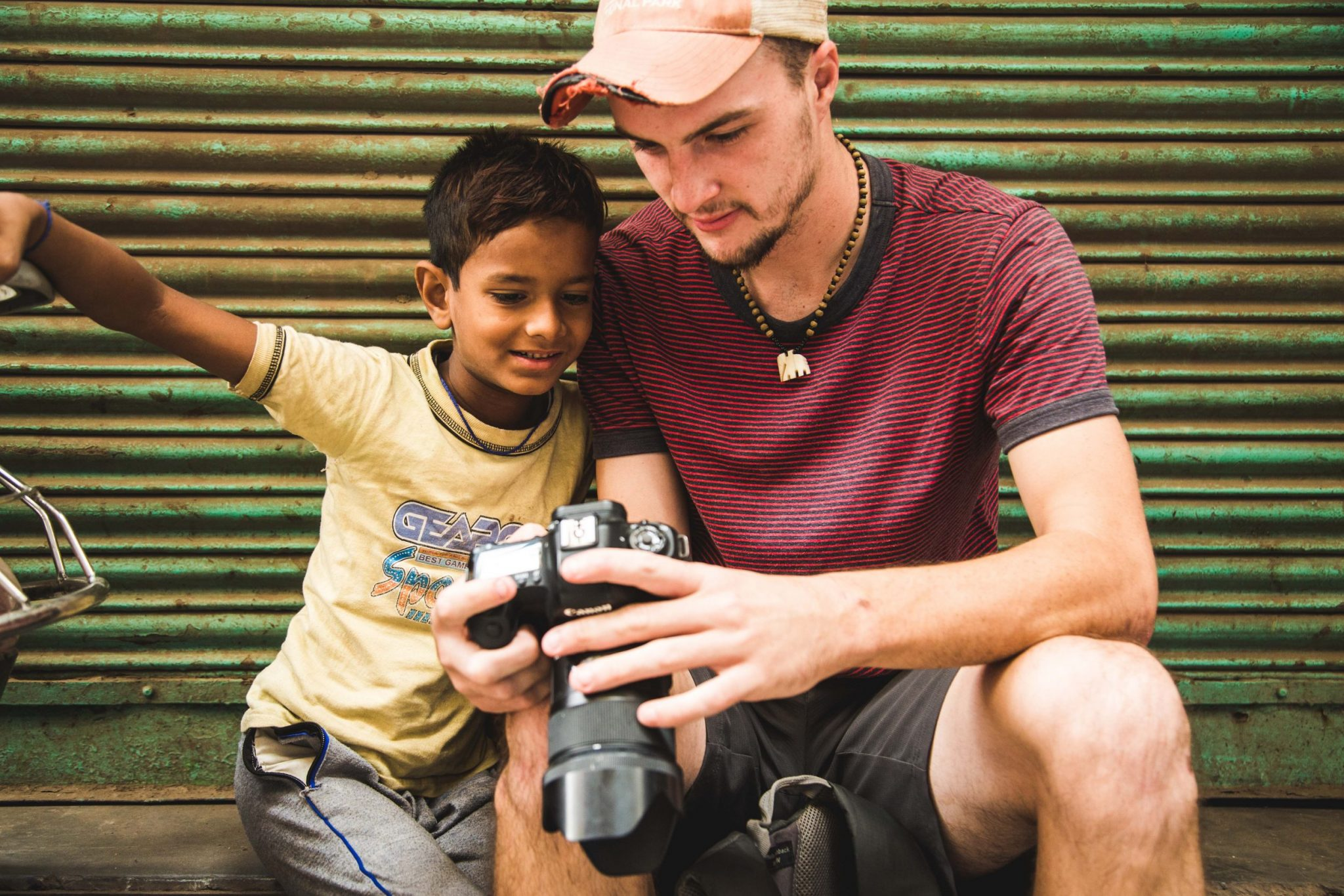 Jake Matthews loves to work with humans all over the world